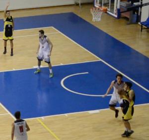 Grup Maçı Ataşehir Yıldızları - iTO  Skor : 87-78