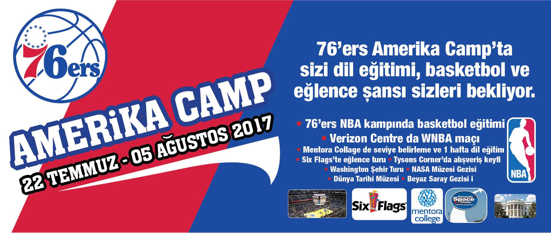 AMERİKA CAMP